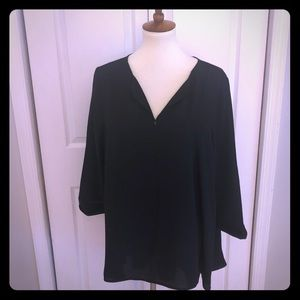 NWT Oversized Blouse from The Limited